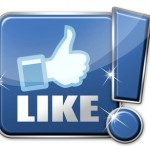 facebook-fanpage like button