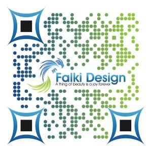 QR-Code Falki Design