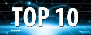 Top 10 Platzierung
