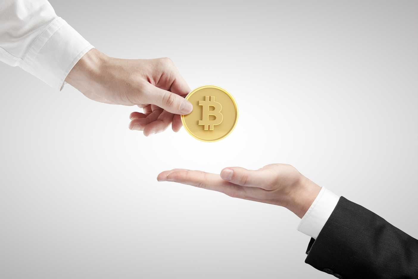 Bitcoin als Währung
